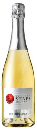 Sue-Ann Staff Estate Winery Iridescence Sparkling Riesling