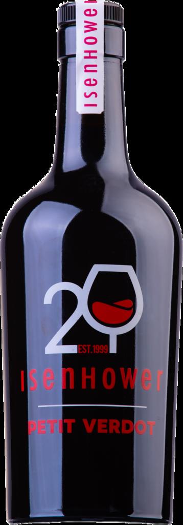 Isenhower Cellars Petit Verdot Port Bottle Preview