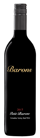 Barons Winery Petit Barone Bottle Preview
