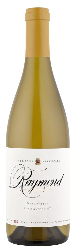 Napa Valley Reserve Chardonnay Bottle