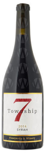 Township 7 Vineyards & Winery Syrah