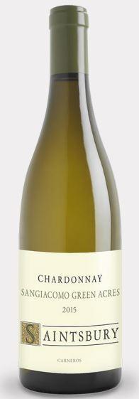 Saintsbury Sangiacomo Green Acres Chardonnay Bottle Preview