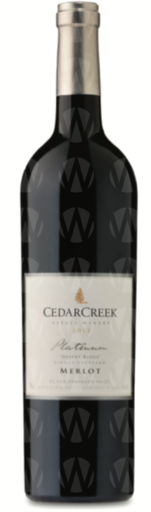 CedarCreek Estate Winery Platinum Desert Ridge Merlot