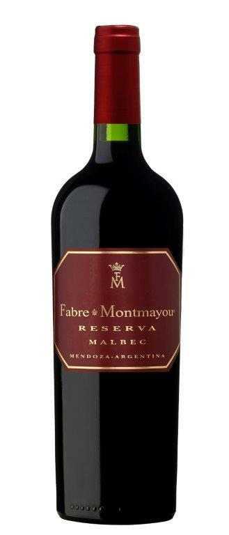 Bodegas Fabre Fabre Montmayou Reserva Malbec Bottle Preview