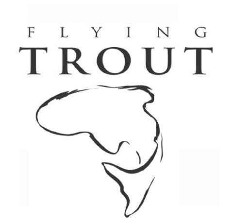 Flying Trout Wine Logo