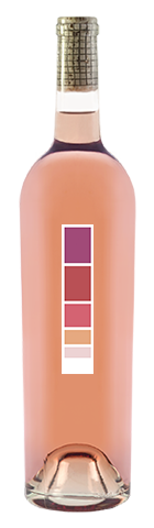 Uproot Wines Rosé Bottle Preview