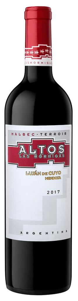 Altos Las Hormigas Malbec Terroir Lujan de Cuyo Bottle Preview