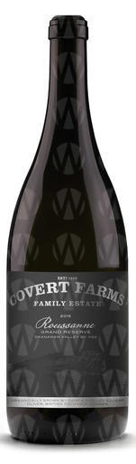 Covert Farms Family Estate Winery Grand Reserve Roussanne