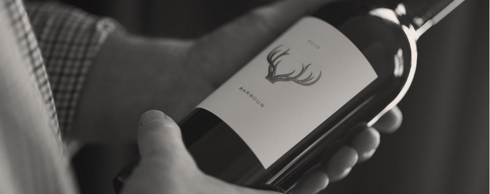 Barbour Vineyards CABERNET SAUVIGNON Bottle Preview