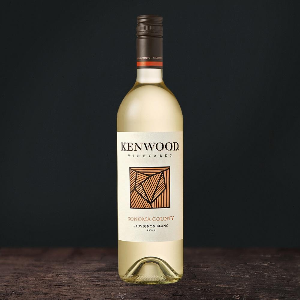 Kenwood Vineyards Sonoma County Sauvignon Blanc Bottle Preview