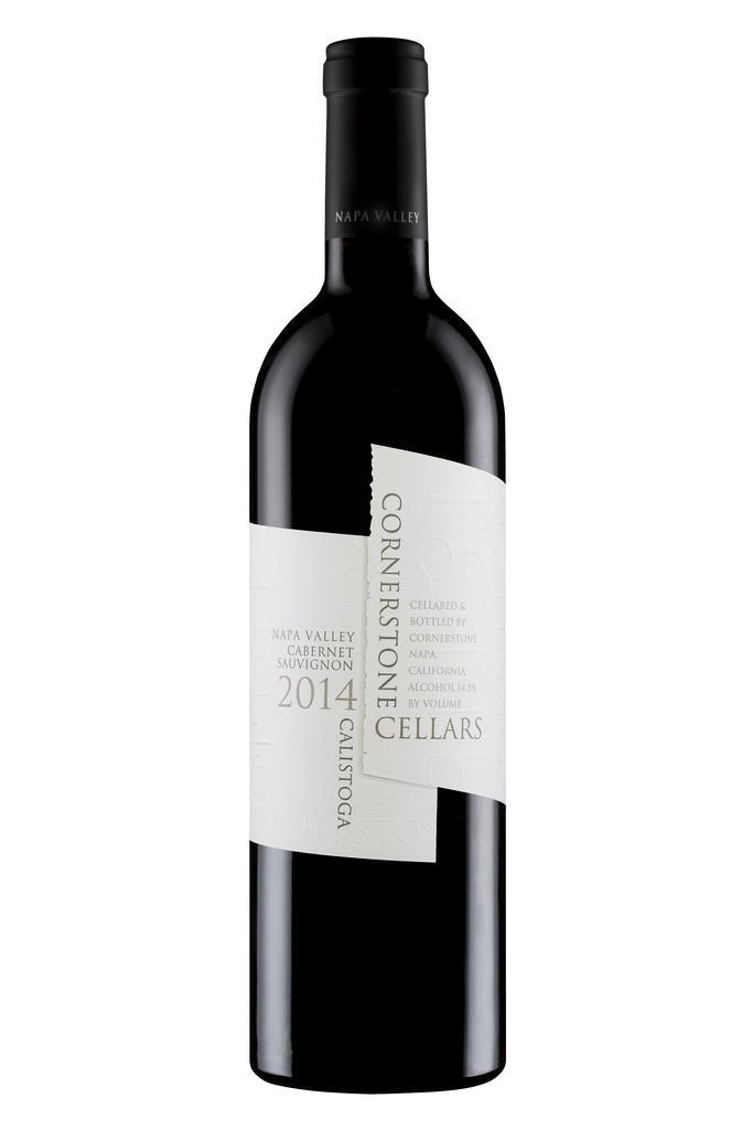 Cornerstone Cellars Calistoga Cabernet Sauvignon Bottle Preview