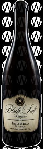 The Hatch Wines Black Swift Vineyards Long Road Syrah