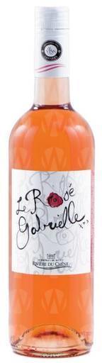 Vignoble Rivière du Chêne Le Rosé Gabrielle
