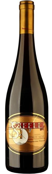 Steele Steele Pinot Noir Sangiacomo Vineyard Bottle Preview