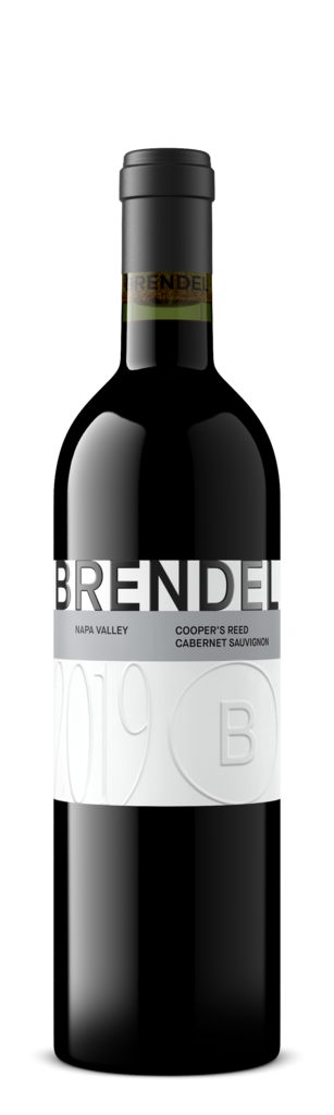 Brendel Wines Cooper's Reed Cabernet Sauvignon Bottle Preview