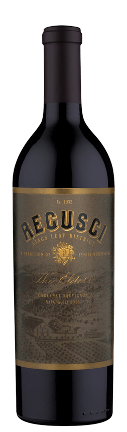 Regusci Winery The Elders Cabernet Sauvignon Bottle Preview