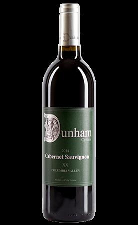 Dunham Cellars Cabernet Sauvignon Bottle Preview