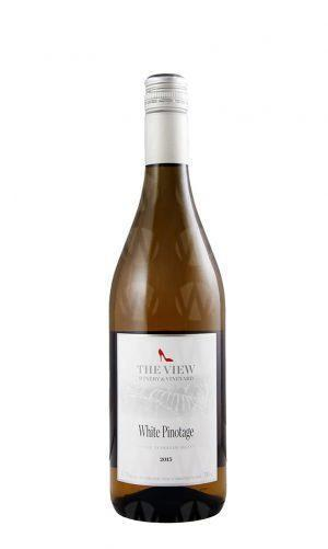 The View Winery & Vineyard White Pinotage