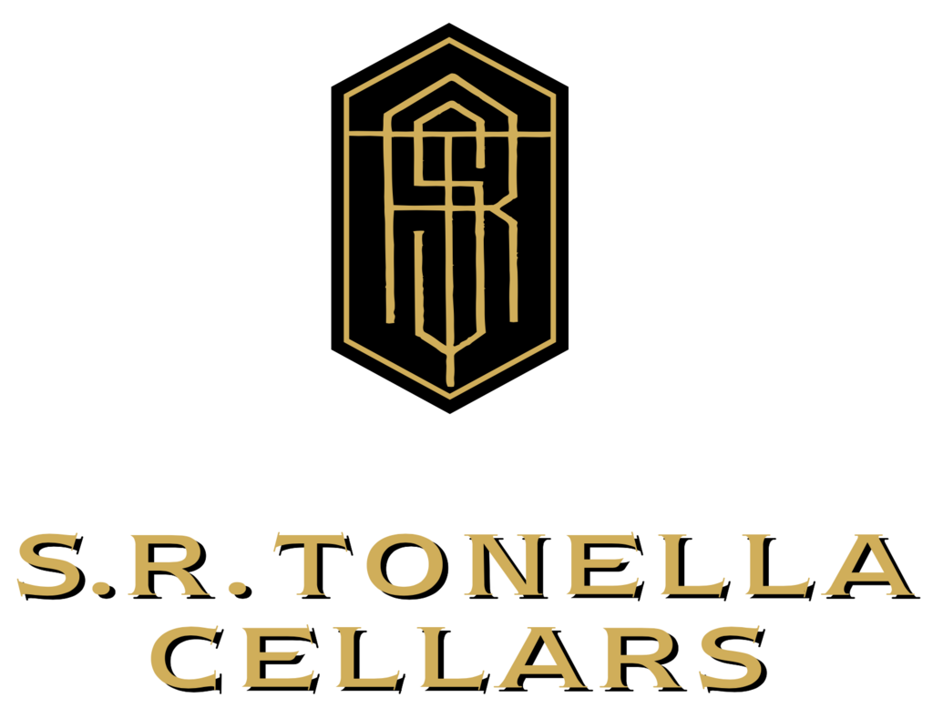 S. R. Tonella Cellars Logo