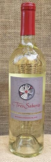 Tres Sabores Sauvignon blanc Bottle Preview