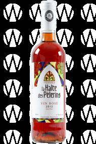Vignoble La Halte des Pèlerins Vin Rosé