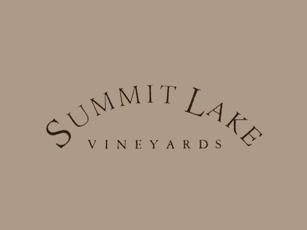 Summit Lake Vineyards & Winery Logo