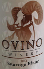 Ovino Winery Sauvage Blanc