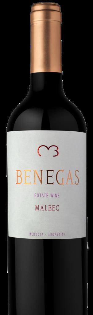 Benegas Benegas Estate Malbec Bottle Preview