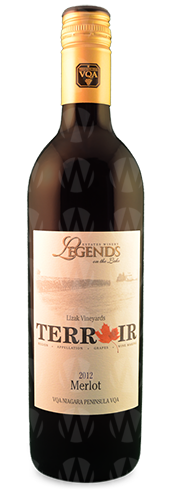 Legends Terroir Merlot