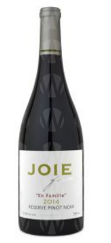 JoieFarm Winery En Famille Reserve Pinot Noir