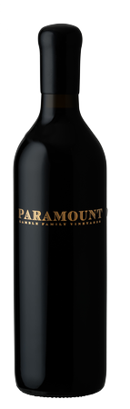 Gamble Family Vineyards Paramount Red Wine Bottle Preview