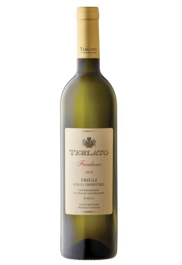 Terlato Vineyards Terlato Friulano Friuli Bottle Preview