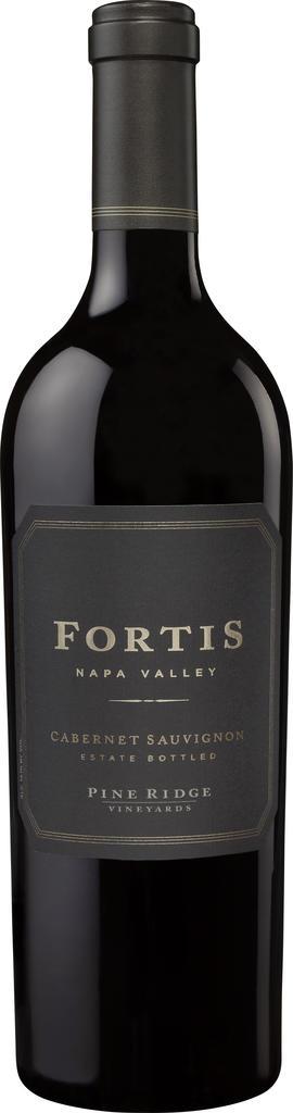 Pine Ridge Vineyards FORTIS Cabernet Sauvignon Bottle Preview