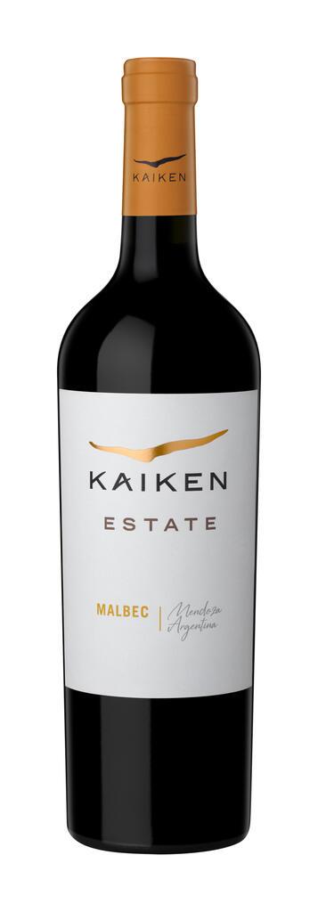 Kaiken Wines Kaiken Estate Malbec Bottle Preview