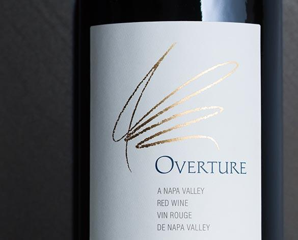 Opus One Overture Bottle Preview