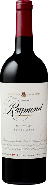 Raymond Vineyards Small Lot Collection Napa Valley Petite Sirah Bottle Preview