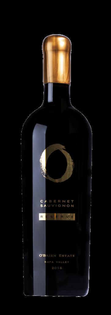 O'Brien Estate Reserve Cabernet Sauvignon Bottle Preview