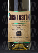 Cornerstone Estate Winery Sauvignon Blanc