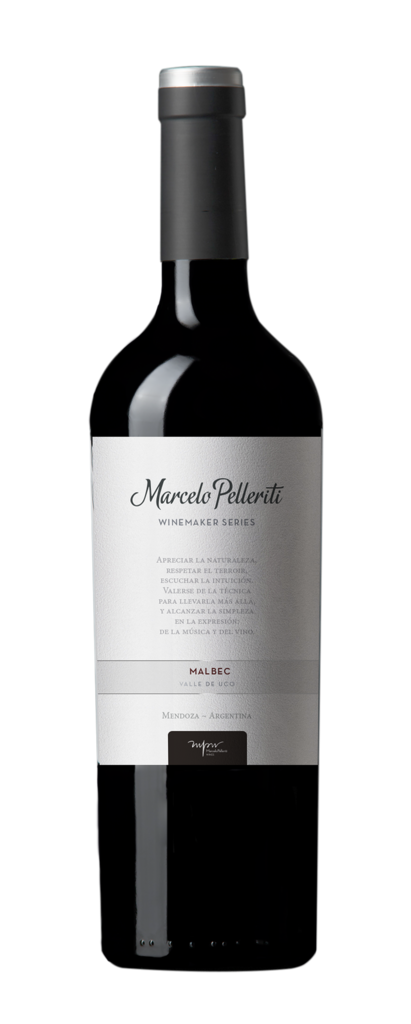 Marcelo Pelleriti Wines Marcelo Pelleriti Winemaker Series Malbec Bottle Preview