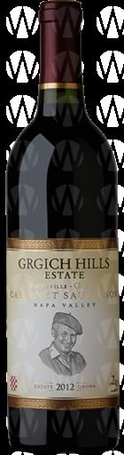 Grgich Hills Estate Yountville Old Vine Cabernet Sauvignon