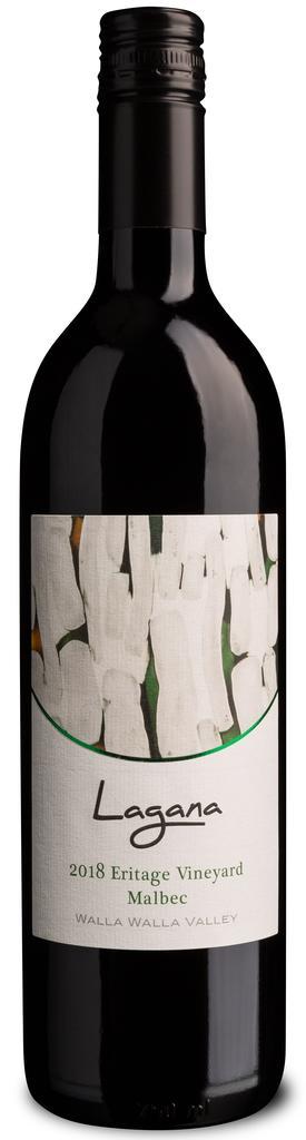 Lagana Cellars Eritage Vineyard Malbec Bottle Preview