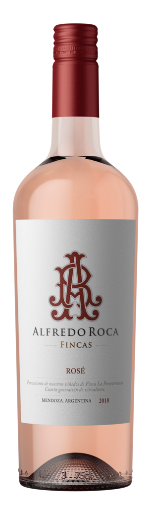 Alfredo Roca Wines Alfredo Roca Fincas Rosé Bottle Preview