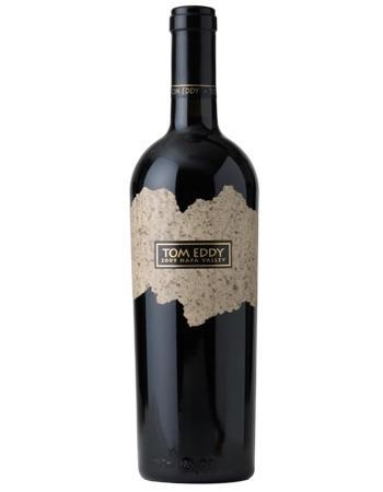 Tom Eddy Napa Valley Cabernet, Spanos Vineyard Bottle