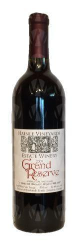 Hainle Vineyards Grand Reserve Red