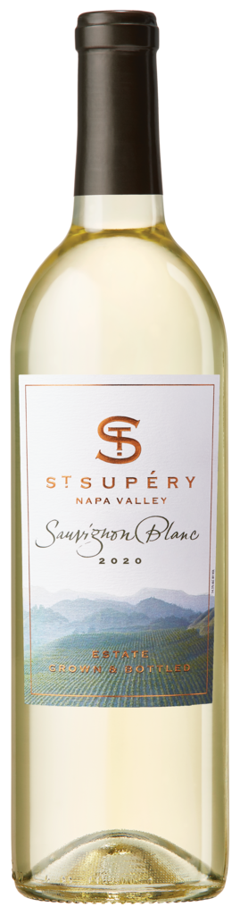 St. Supéry Estate Vineyards and Winery Napa Valley Estate Sauvignon Blanc Bottle Preview