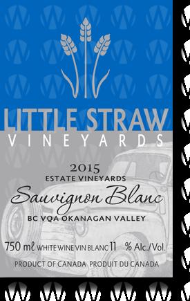 Little Straw Vineyards Sauvignon Blanc