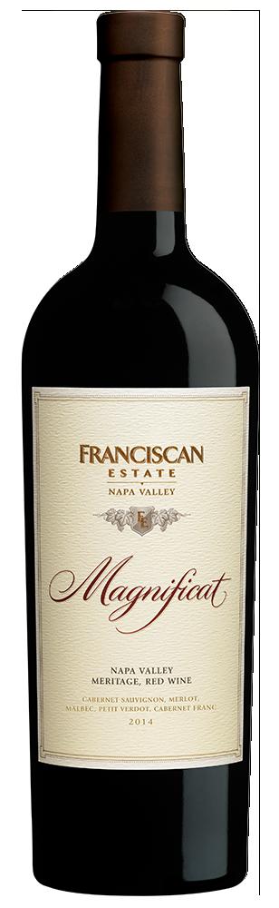 Franciscan Estate FRANCISCAN ESTATE MAGNIFICAT RED BLEND Bottle Preview