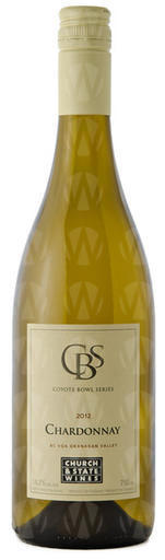 Church & State Wines (Brentwood Bay) CB Chardonnay