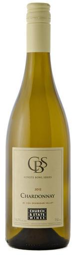 Church & State Wines (Brentwood Bay) CB Chardonnay