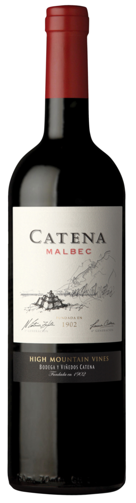 Catena Malbec Bottle